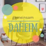 Gemeinsam Daheim Logo Umblick