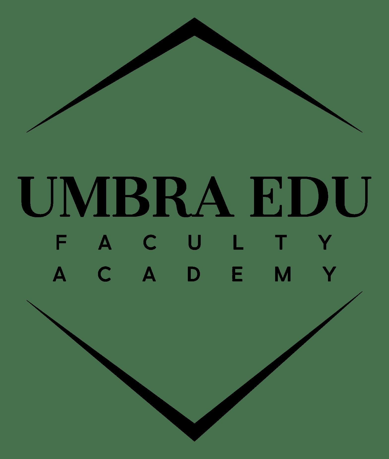 Umbra Faculty Academy