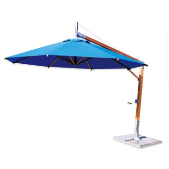 Bambrella Levante Patio Umbrella (offset)