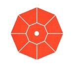 47 Tangerine - Grade B