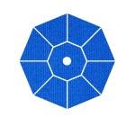 53 Pacific Blue - Grade B