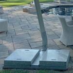 620 lbs. granite base and frame