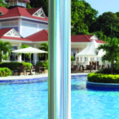 Single pole for Galtech 762 6′ Square Deluxe Commercial Market Umbrella