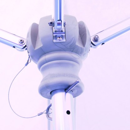 Hub for Galtech 762 6′ Square Deluxe Commercial Market Umbrella