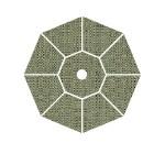 85 Stone Linen - Grade A