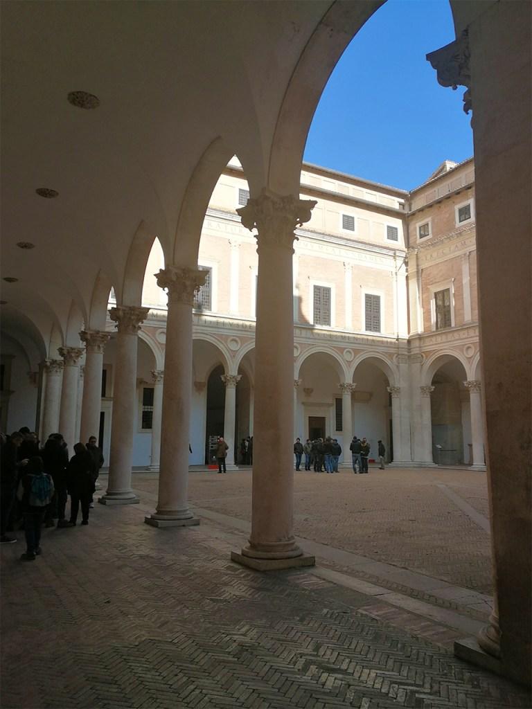 Palazzo Ducale Urbino