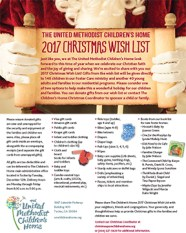 UMCH_Christmas Wishlist_2017.indd