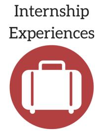 Internship Experiences