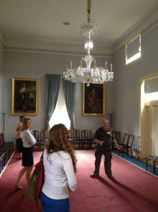 Riversdale meeting room