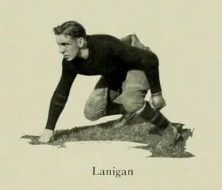 John Lanigan, 1926.