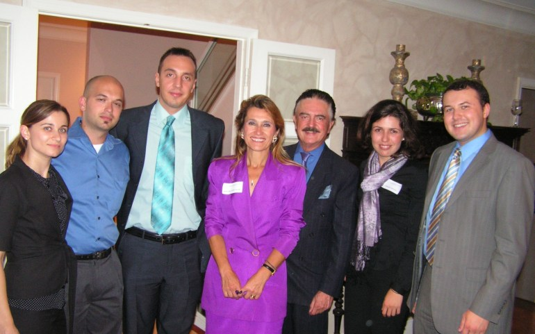 First Macedonian Ambassador to U.S. Hosts UMD Reception