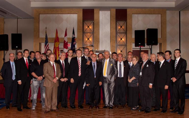 UMD Launches New Program: Macedonian Companions