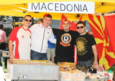 2012 International Food and Culture Festival A Huge Success