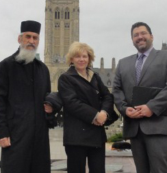 UMD Human Rights Delegation Visits Ottawa