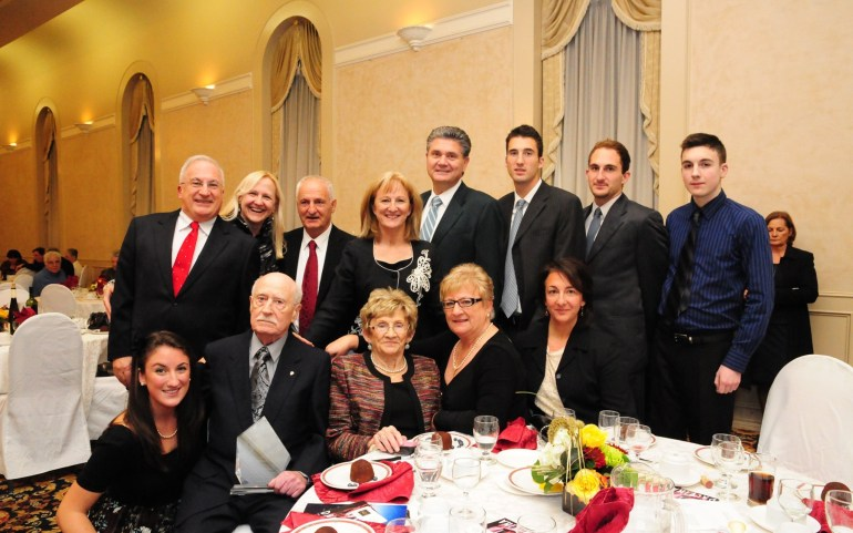 2012 UMD Canada Gala Honoring James Saunders: a Night to Remember
