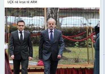 "Macedonian Army's New Boss: ""Defense Minister Forina"""