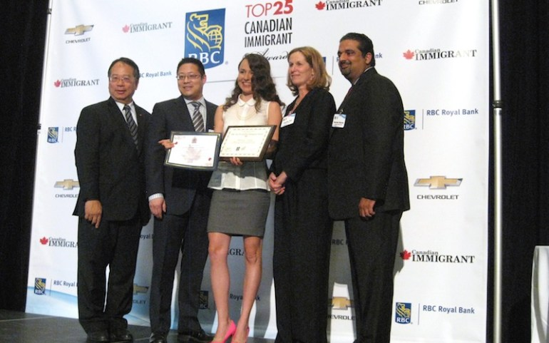 UMD Montreal Representative Aleksandra Nasteska Wins Top 25 Canadian Immigrant Awards