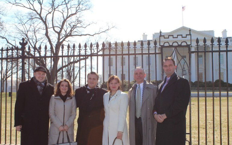 Macedonian-Americans Take Part in White House Ethnic Day