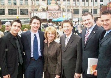 UMD Tribute to Mike Ilitch – Proud Macedonian – a Remarkable American Success Story