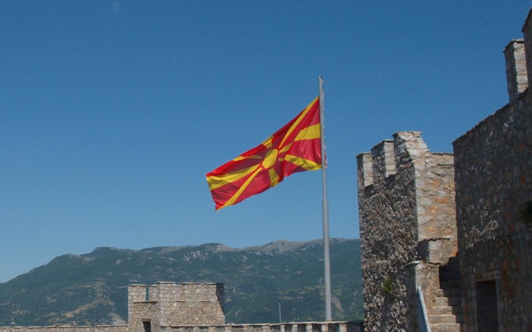 UMD Appeals to Macedonian Citizens to Refrain from Violence