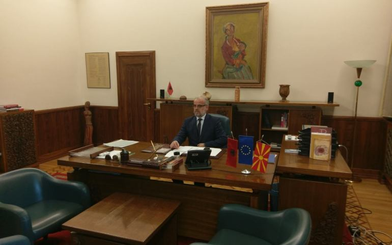 UMD: Macedonia's Unitary, Sovereign Character Must Be Preserved