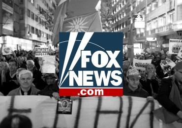 Fox News Publishes UMD Response to Tirana Platform and Situation in Macedonia