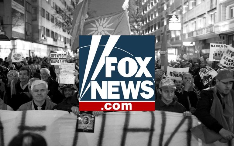 Fox News Publishes UMD Response to Tirana Platform and Situation in Macedonia