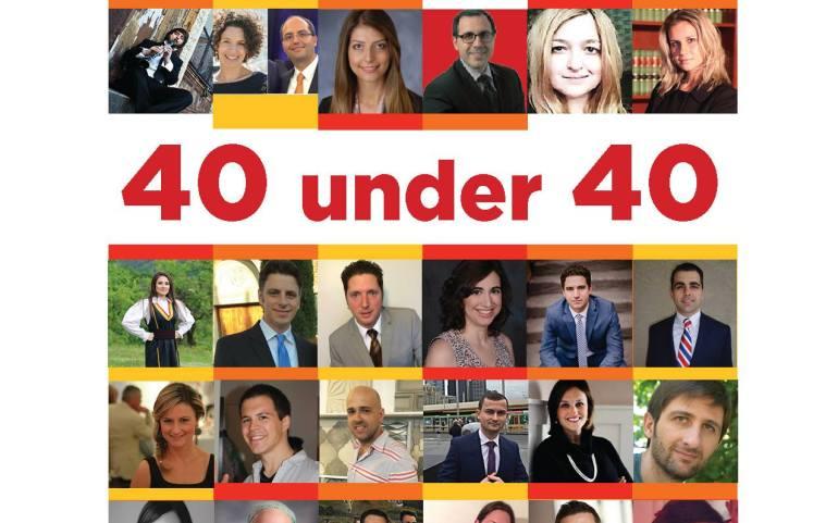 NOMINATIONS OPEN: 2017 Macedonian Diaspora's 40 Under 40 List
