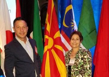 UMD Florida Promotes Macedonia; Meets Governor Rick Scott