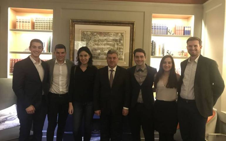 UMD London Formed; Ilija Vlcevski Appointed As Representative