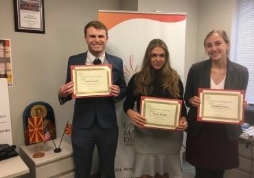 UMD 2017 International Policy and Diplomacy Fellowship Program Ends
