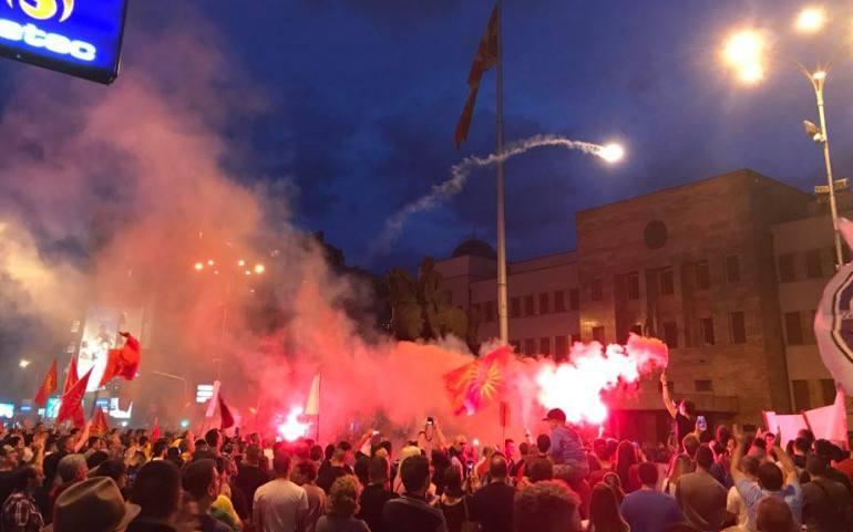 ОМД го осудува насилството и говорот на омраза, без разлика на чинителите и нивните мотиви