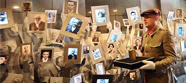 Зачувување на споменот на Холокаустот во Македонија