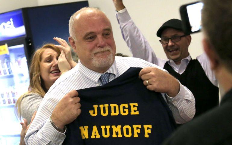 Macedonian-American Phil Naumoff Elected to Ohio Judgeship