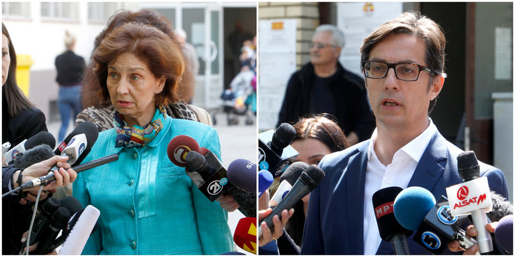 ОМД За Претседателските Избори во Македонија