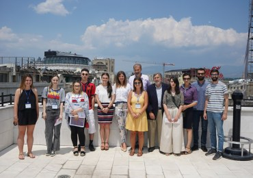 5th Year Birthright Macedonia Program Kicks Off in Skopje
