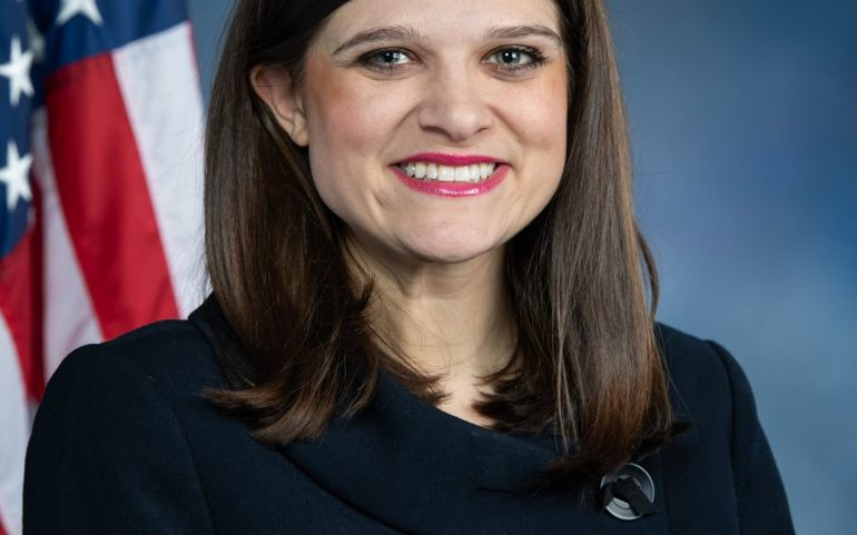 Michigan Congresswoman Haley Stevens Joins Macedonia Caucus