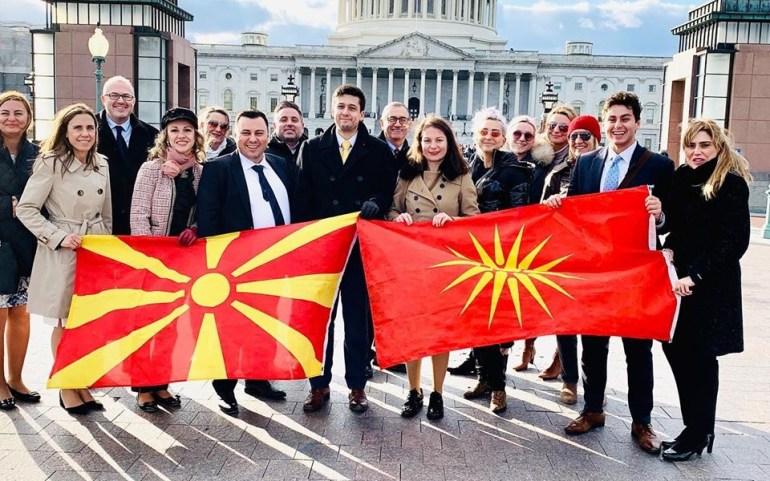 UMD: MAKtivists Conduct Macedonian Advocacy Day in Congress