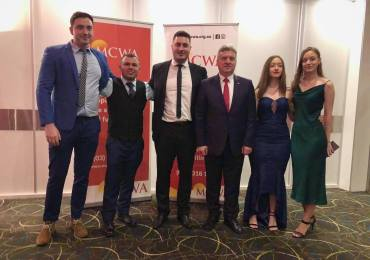 Generation M Young Macedonian Leaders Meet with former President Ivanov to discuss Macedonia