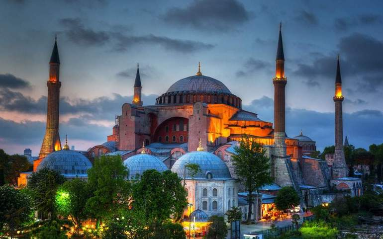 UMD Profoundly Disappointed in Decision to Convert the Hagia Sophia into a Mosque