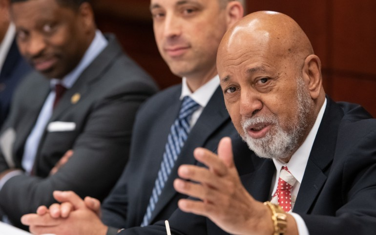 UMD Saddened by Passing of Macedonia Caucus Founding Member Rep. Alcee Hastings