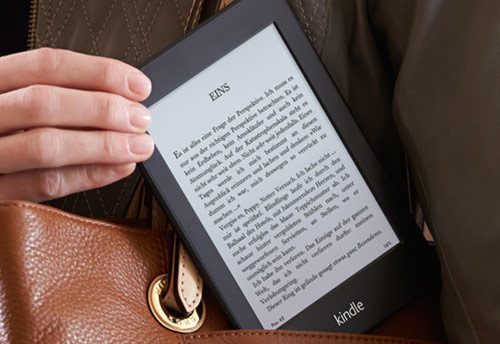 Kindle Paperwhite - Reisegadget