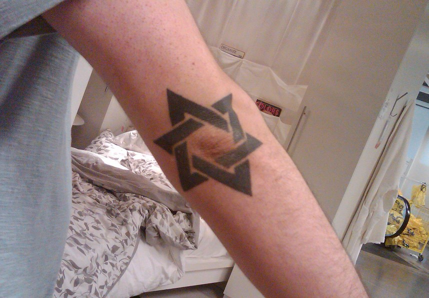 Mitzpeh Is Getting A Tattoo Against The Jewish Faith