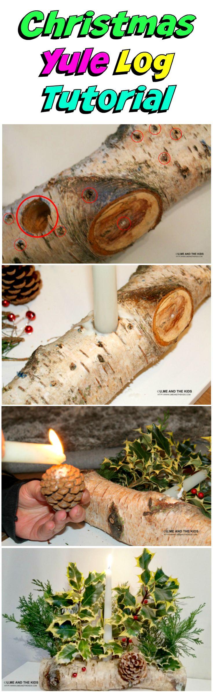 Make Yule Crafts