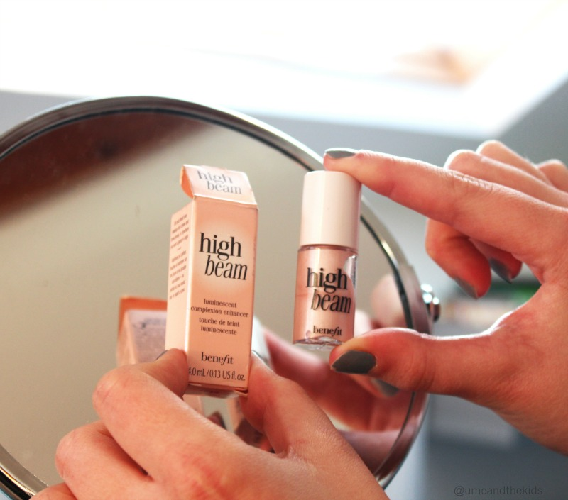 Benefit High Beam lipgloss