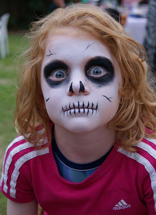 11 Amazing Halloween Face Painting Ideas for Kids