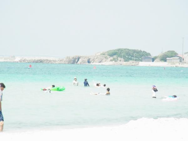 山口県の海水浴場
