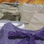 フェリシモのセールで購入した洋服たち 服を変えると気持ちも変わる