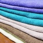 1月にはタオルを新調 新しいタオルで心地よさをアップして1年を気持ちよくスタート