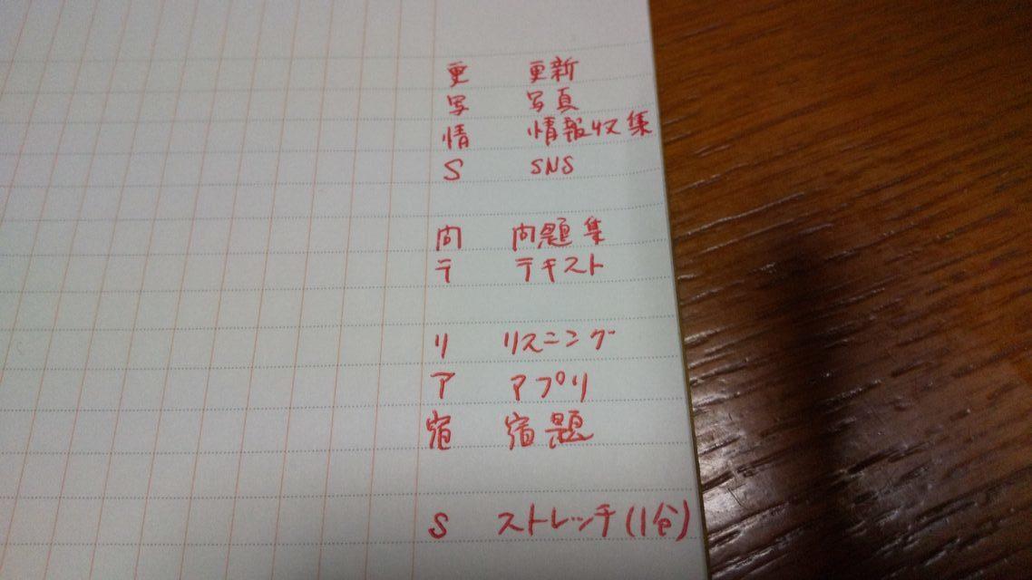 1000日チャンレンジ ガントチャート